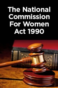 The National Commission For Women Act 1990
