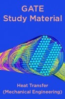 GATE Study Material Heat Transfer (Mechanical Engineering)