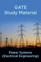 GATE Study Material Power Systems (Electrical Engineering)