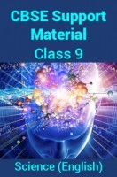 CBSE Support Material For Class 9 Science (English)