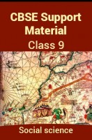 CBSE Support Material For Class 9 Social Science