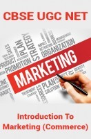 CBSE UGC NET : Introduction To Marketing (Commerce)