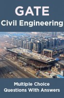 GATE Civil Engineering Multiple Choice Questions With Answers