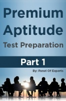 Premium Aptitude Test Preparation Part 1
