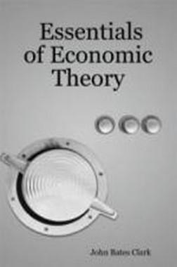Essential Of Economic Theory eBook