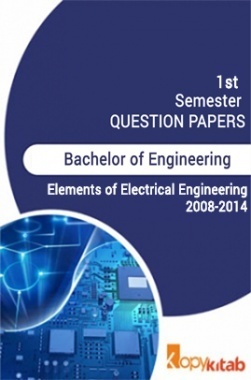Elements of Electrical Engineering 2008 to 2014