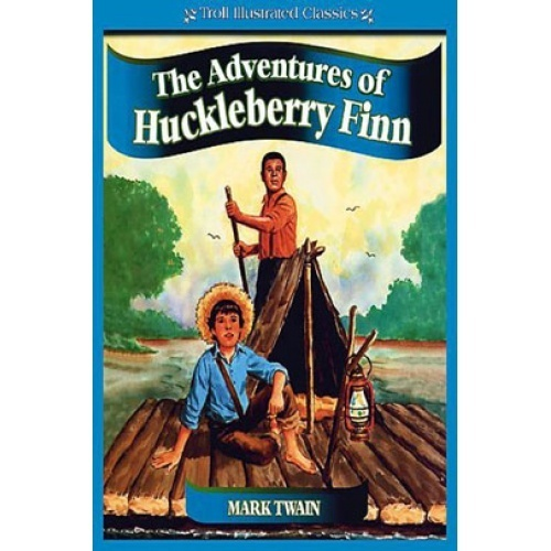 the illusion of freedom in huckleberry finn by mark twain Huck's crisis of whiteness, and huckleberry finn in us section of mark twain's 'adventures of huckleberry finn first time how much freedom.