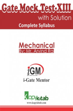 iGate Mock Test Mechanics XIII
