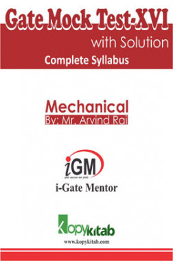iGate Mechanical Mock Test XVI With Solution