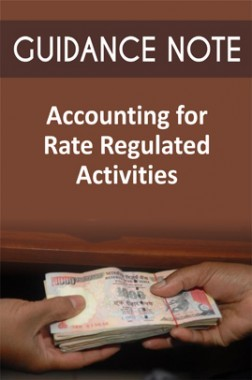 Guidance Note on Accounting for Rate Regulated Activities
