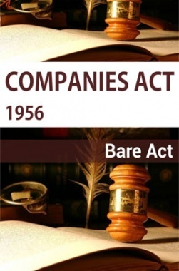 Companies Act 1956 Notes
