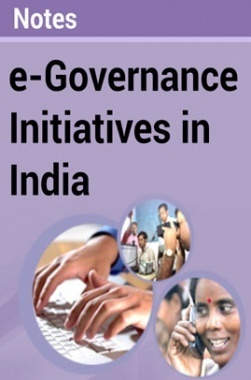 eGovernance Initiatives in India