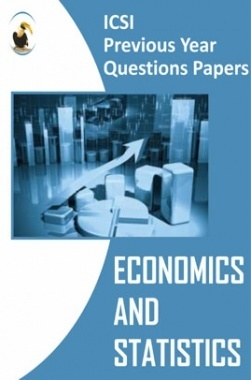 Economics and Statistics Question Paper
