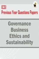 ICSI Governance Business Ethics and Sustainability Question Paper