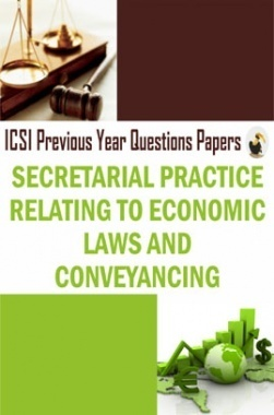 Secretarial Practice Relating to Economic Laws and Conveyancing Question Paper