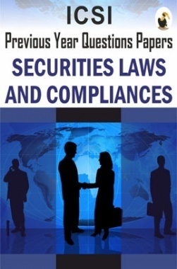ICSI Securities Laws And Compliances Question Paper