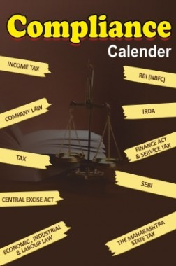 Compliance Calender