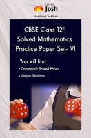 CBSE Class 12th Solved Mathematics Practice Paper (Set-VI)