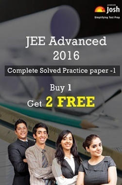JEE Advanced Solved Practice Paper-1 (Set-IX)