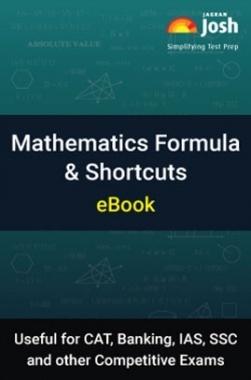 Mathematics Formula & Shortcuts