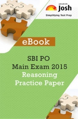 SBI PO Main Exam 2015 Reasoning: Practice Paper