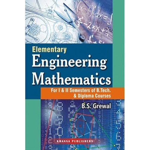 [PDF] Higher Engineering Mathematics by BS Grewal PDF