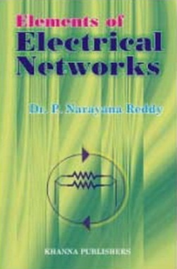 Elements of Electrical Networks eBook By P.N. Reddy