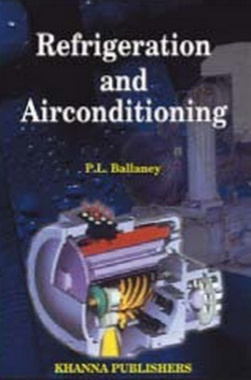 Refrigeration and Air Conditioning eBook