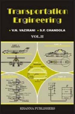 Transportation Engineering Vol. II eBook By Vazirani and Chandola