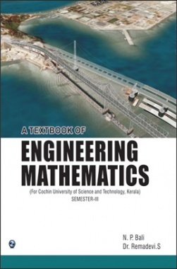 A Textbook of Engineering Mathematics (CUST, KERALA) SEM-III