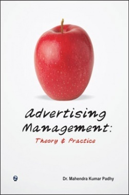 Advertising Management Theory and Practice By Dr. Mahendra Kumar Padhy