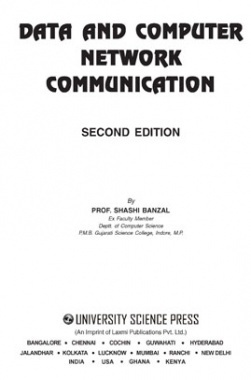 Data Communication and Network By Shashi Banzal