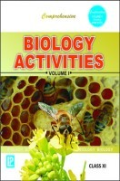 Comprehensive Biology Activities Vol-I Class-XI