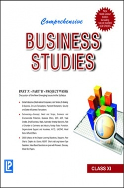 Comprehensive Business Studies Class-XI