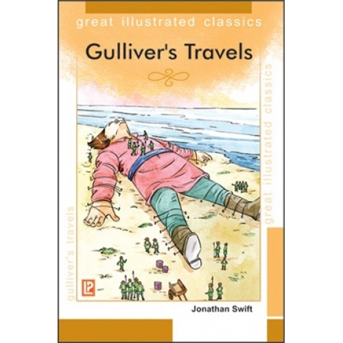 the description of gulliver in houyhnhnmland in the book gullivers travel The title page of swift's gulliver's travels played on the familiar travel journal genre source: wikimedia the most significant section of the book from the history of science point of view is gulliver's visit to the floating island, laputa, where the inhabitants are enamoured of mathematics, measuring, quantifying, experimenting and.