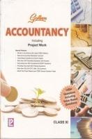 Golden Accountancy Class 11th New 2014
