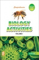 Comprehensive Biology Activities Class 12th XII  Vol.I&II New 2014