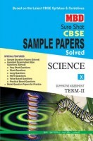MBD Sample Paper Science 10 Term 2 CBSE (English Medium)