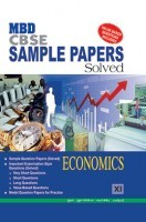 MBD Sample Paper Solved Economics 11 CBSE (English Medium) 2017