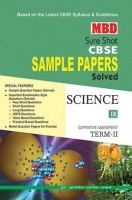 MBD Sample Paper Science 9 Term 2 CBSE (English Medium)
