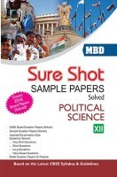 MBD Sure Shot CBSE Sample Papers Solved Class 12 Political Science 2017