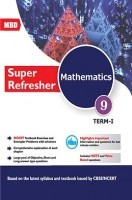 MBD CBSE Mathematics Super Refresher Class-9 Term-1