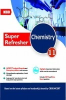 MBD CBSE Super Refresher Chemistry For Class 11