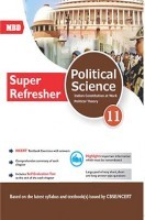 MBD Super Refresher Political Science For Class 11