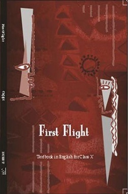 NCERT First Flight(English) Textbook for Class X