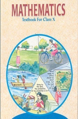 NCERT Mathematics Textbook for Class X