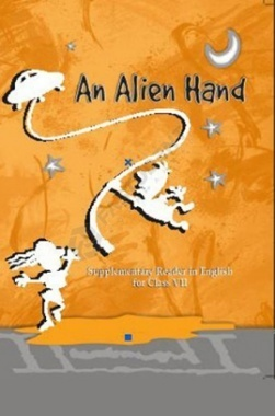 NCERT The Alian Hand Supplementry-English Textbook for Class VII