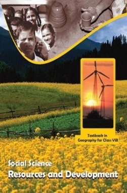 NCERT Resourse and Developement (Geography)-Social Science Textbook for Class VIII