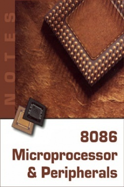 8086 Microprocessor & Peripherals Notes eBook