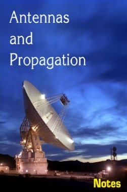 Antenna and Propagation Notes eBook